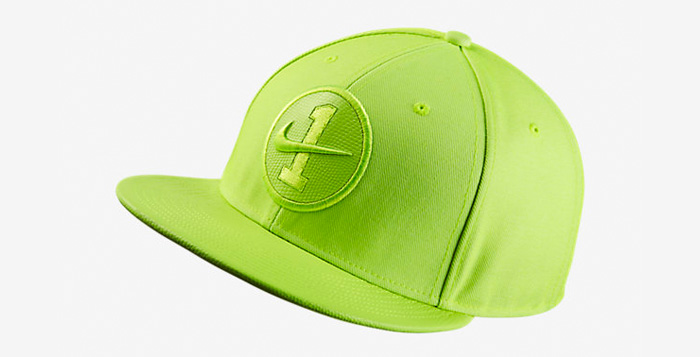 Nike Air Force 1 Volt Hat to Match