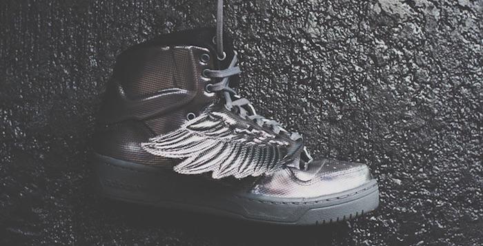"Jeremy Scott x adidas Wings ""Lenticular Grid"""