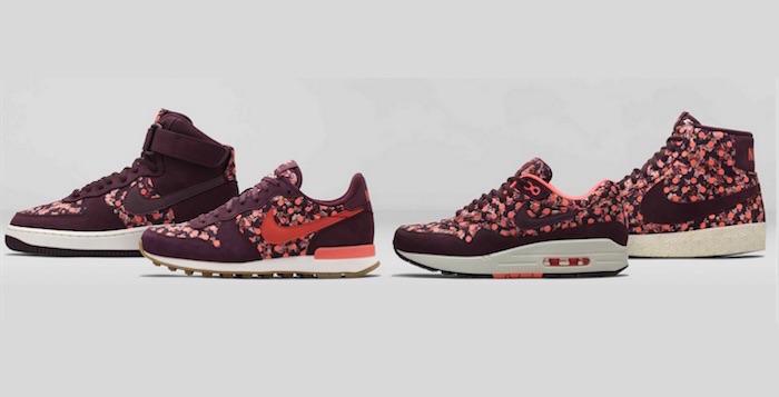 Liberty x Nike Holiday 2014 Collection
