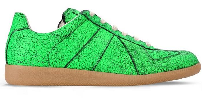 "Maison Martin Margiela ""Fluorescent"" Replica Sneaker"