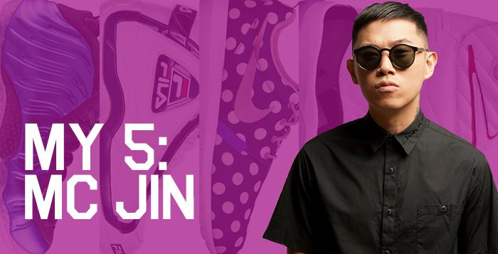 My 5 MC Jin