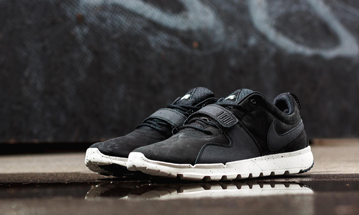 Nike Sb Trainerendor Black And White