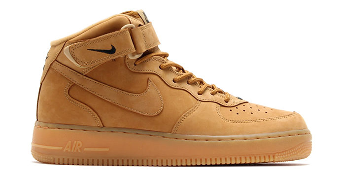 Helecho Geometría Supervisar  Nike Air Force 1 Wheat Release Date