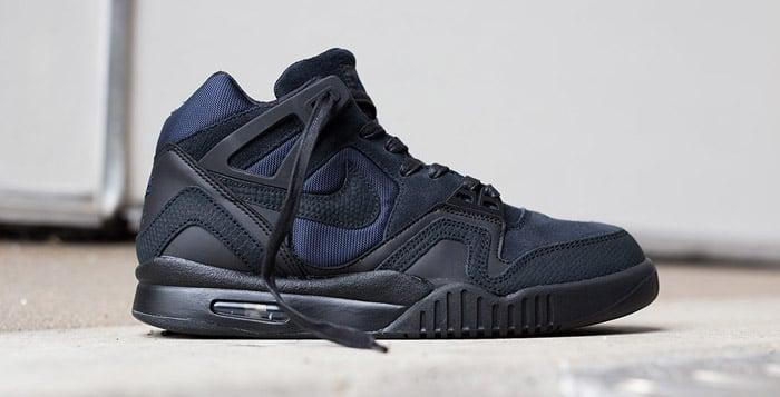 Nike Air Tech Challenge II Black/Obsidian
