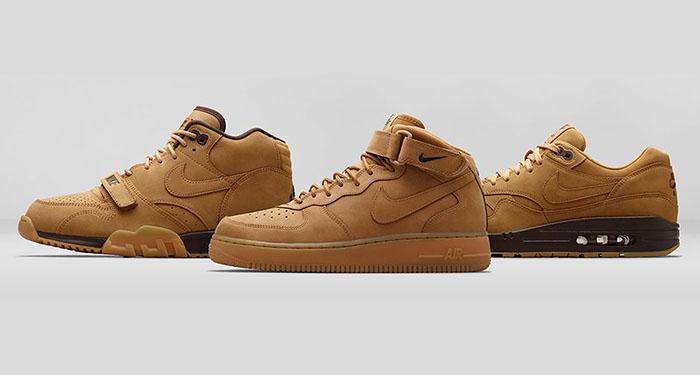 "Nike Sportswear ""Flax"" Collection"