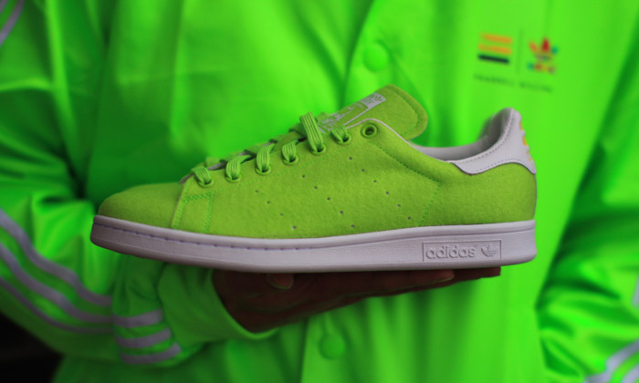 adidas stan smith tennis pack green