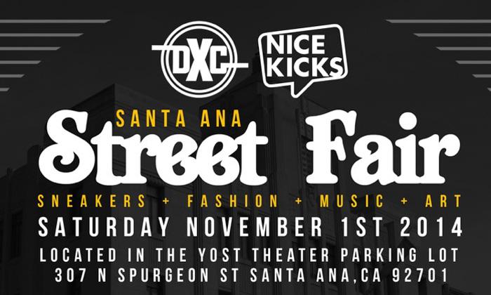 santa ana dunkxchange street fair