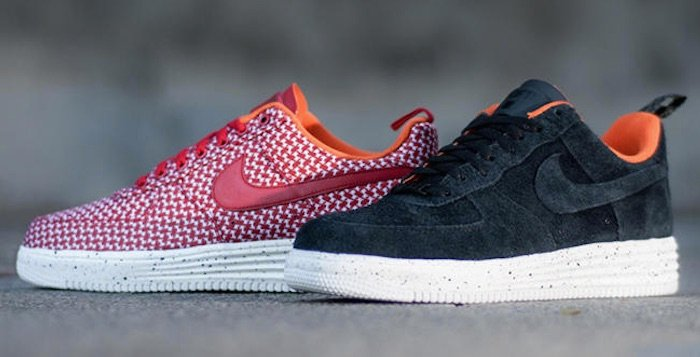 UNDFTD x Nike Lunar Force 1 Collection