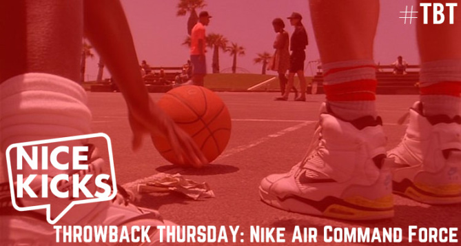 Nike Air Command Force: Throwback Thursday
