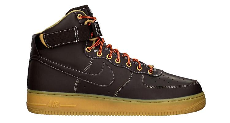 Nike Air Force 1 High Baroque Brown