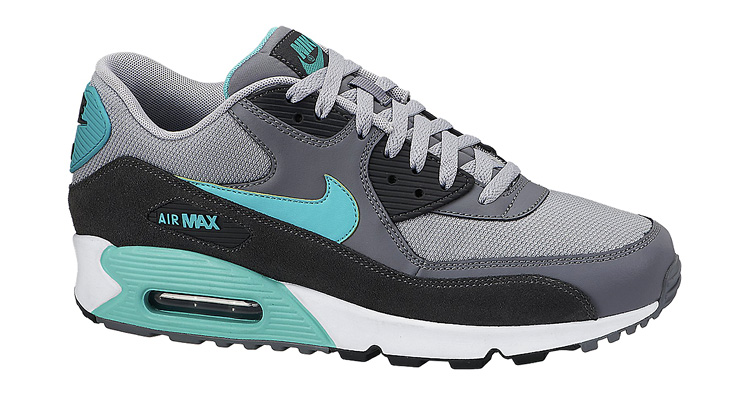 Nike Air Max 90 Essentialwolf grey hyper jade