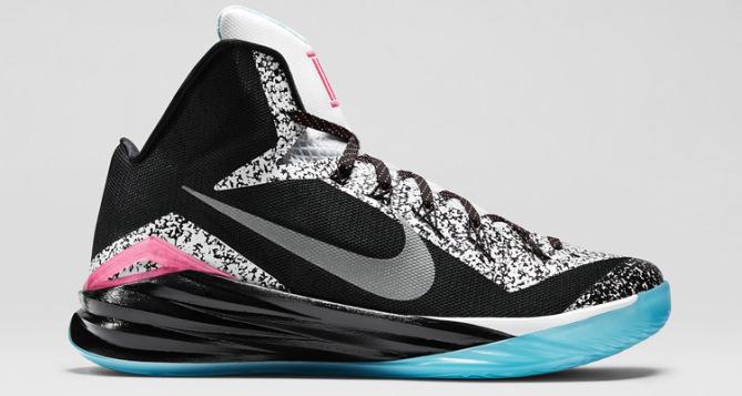Nike Hyperdunk 2014 Kyrie Irving PE Black Digital Pink