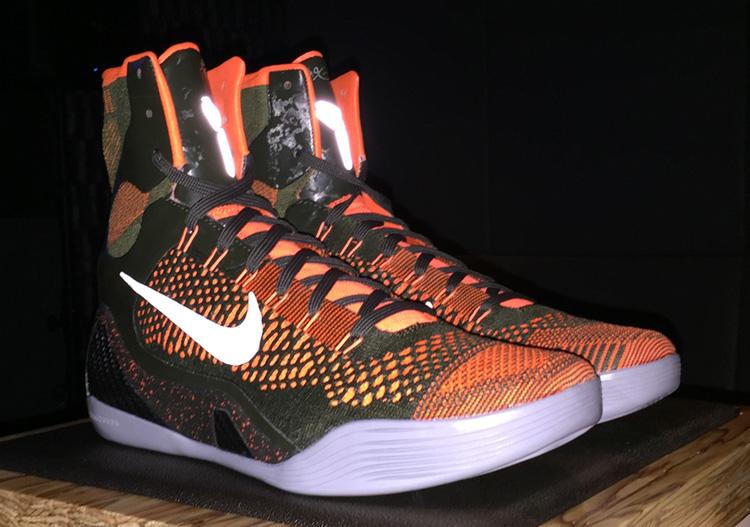 Nike Kobe 9 Elite Strategy