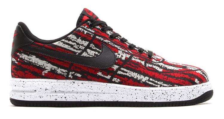 Nike Lunar Force 1 Red