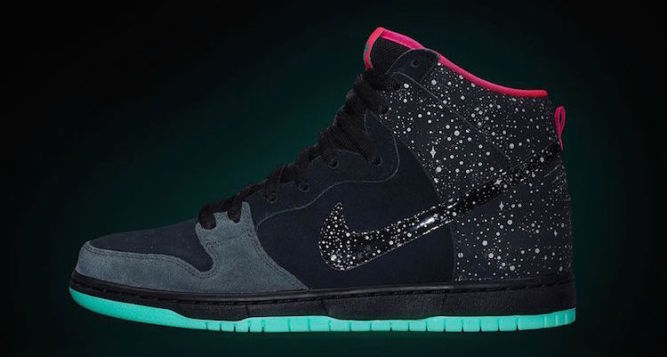 Premier-Nike SB Dunk-High Premium-Northern Lights