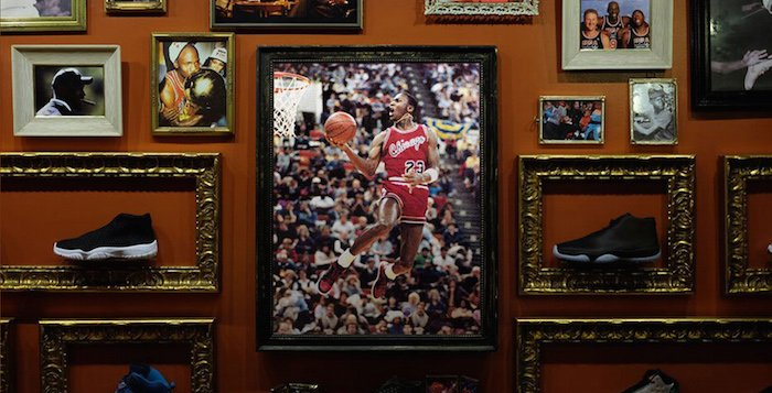 A Look at the Jordan Brand Legacy Club at Extra Butter