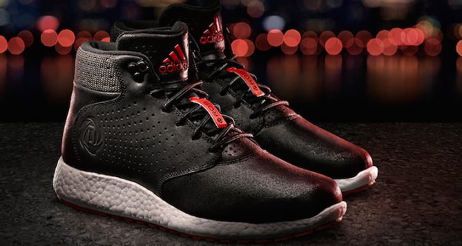 adidas d rose lakeshore boost 2