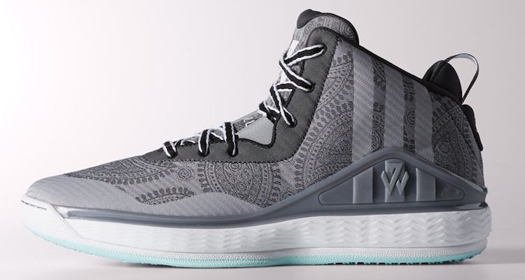 adidas J Wall 1 Woven Paisley Available Now