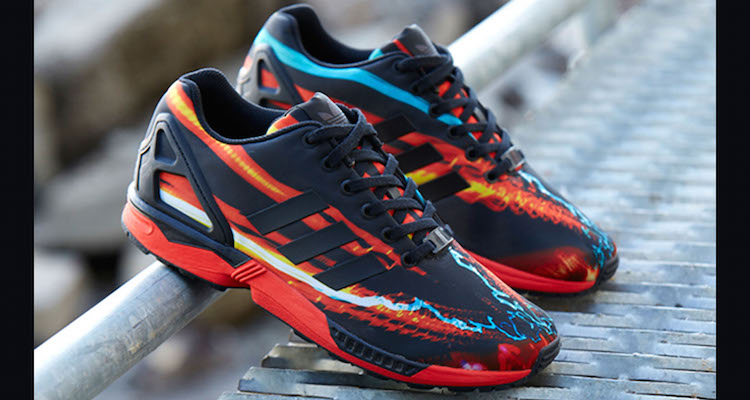 Check Out This Classic Colorway Of The adidas ZX Flux Racer Asym