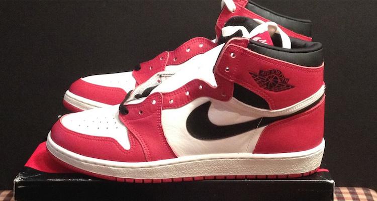 Air Jordan 1 PE for Michael Jordan