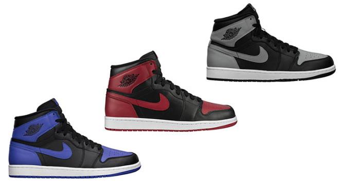 Win an Air Jordan 1 OG Colorway Prize Pack