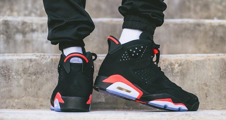 Jordan 6 Black