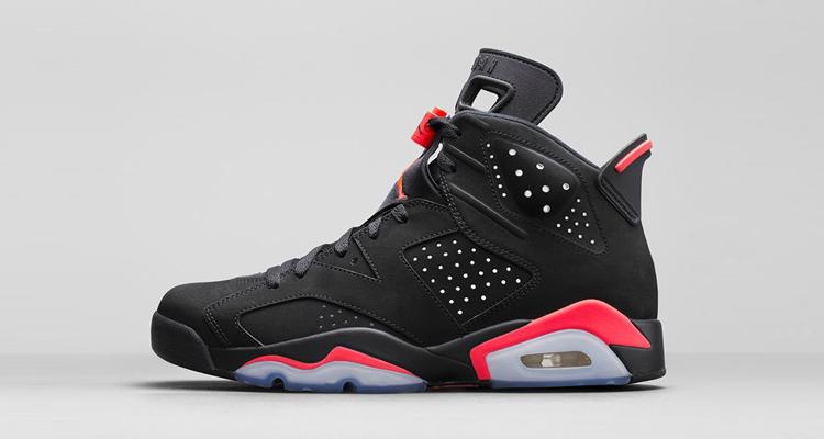 air jordan 6 infrared nice kicks new release