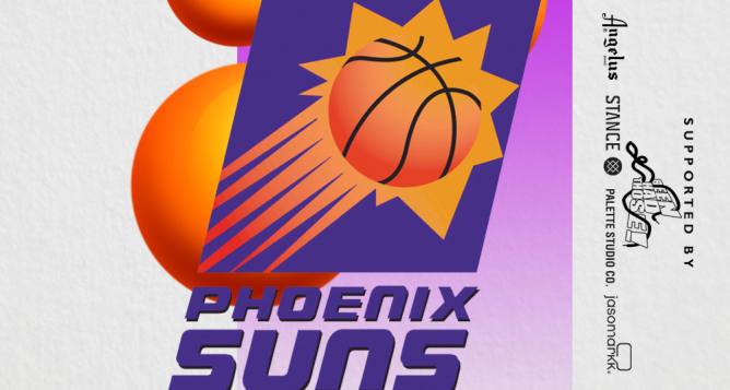 Event Reminder DXC x Phoenix Suns