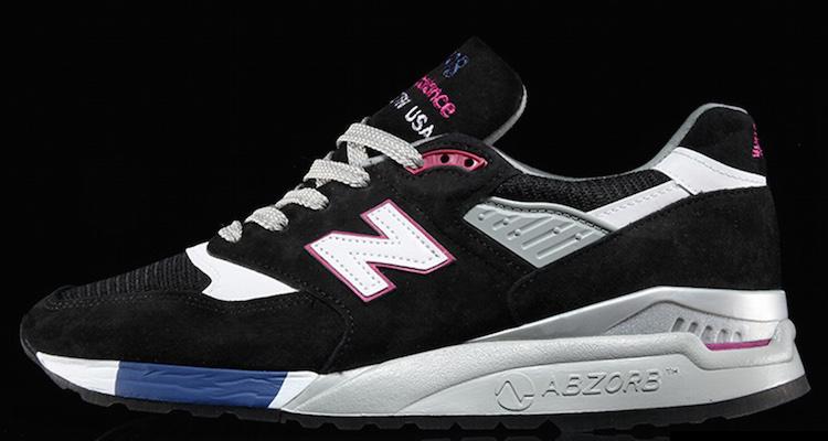 new balance 998 black