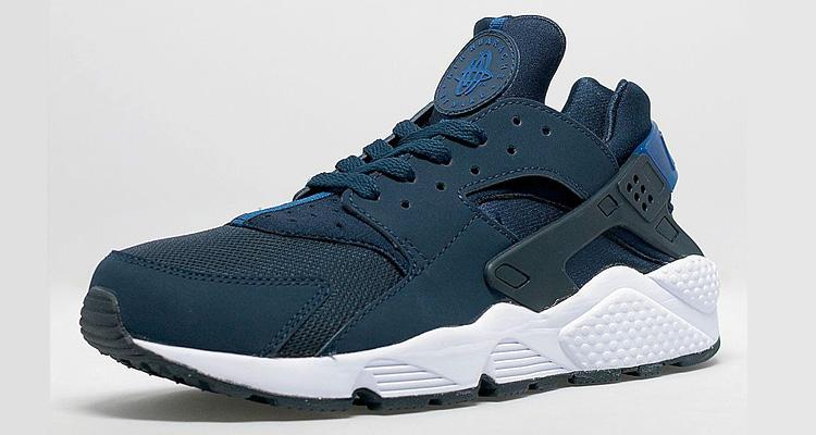 Nike Air Huarache Obsidian Blue