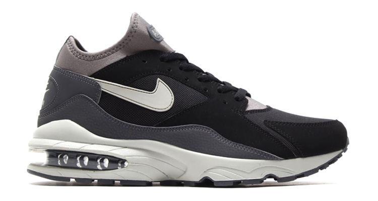 Nike Air Max 93 Black Granite