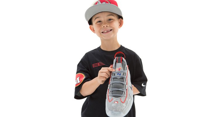 Nike Air Max Penny Doernbecher