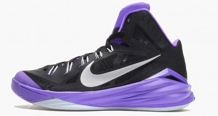 Nike Hyperdunk 2014 Black/Hyper Grape
