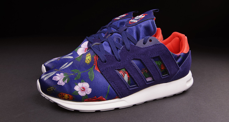 adidas original zx 500 floral