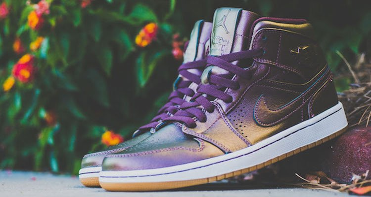 shopping buty air jordan 1 mid nouveau deep burgundy 43870 28ad1 5ce36d349