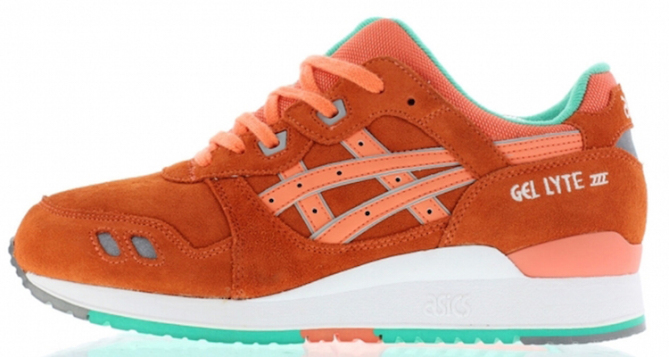 Normal Canal Secretario  ASICS Gel Lyte III