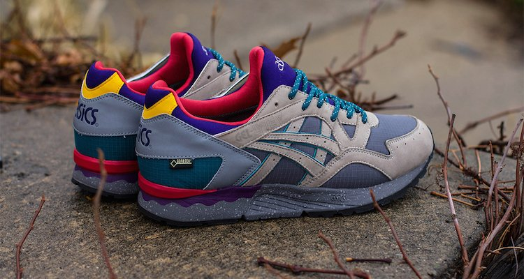 asics gel lyte 5 get wet