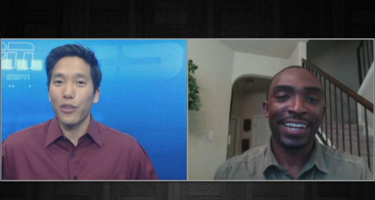 George Kiel Talks Jordans vs. Kobes with ESPN