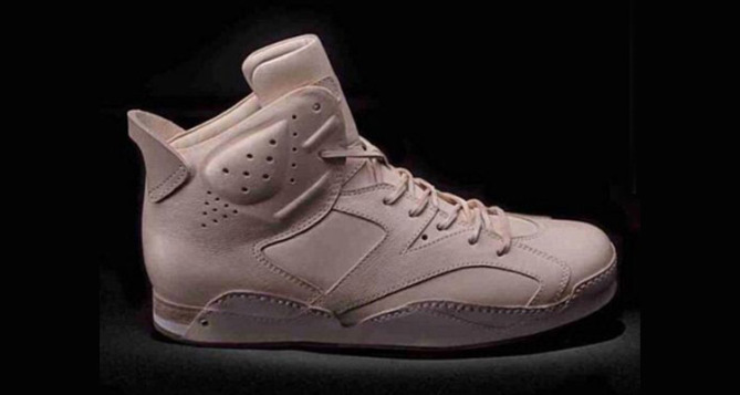 Hender Scheme Air Jordan 6