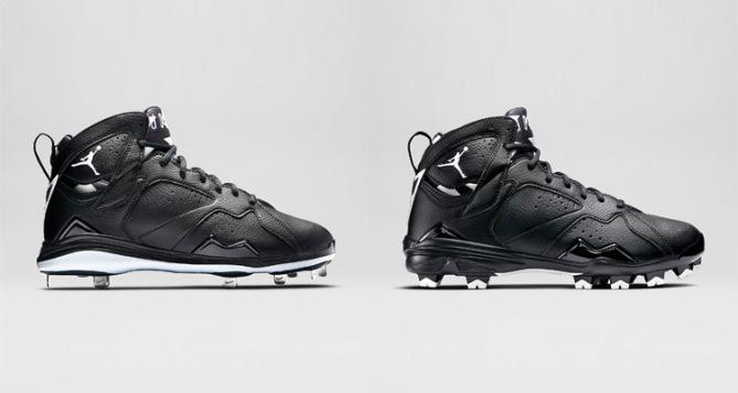 Air Jordan 7 Baseball Cleats Available