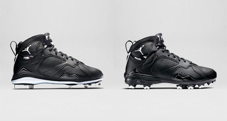 Air Jordan 7 Mcs Taquet De Baseball