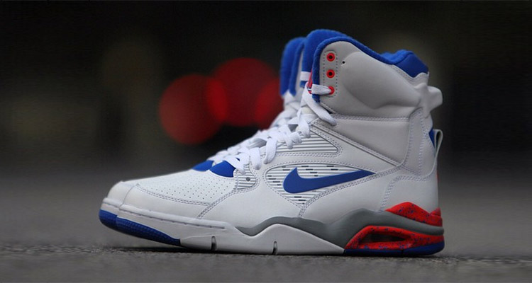 Nike Air Command Force Lion Blue