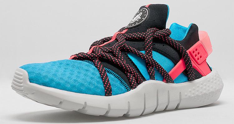 Nike Huarache NM Blue/Crimson