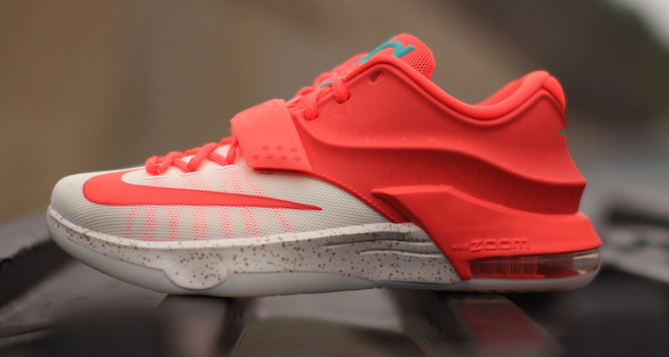 Nike KD 7 Christmas Another Look