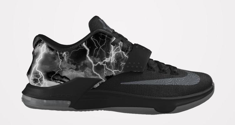 Nike KD 7 iD by J.R. Smith