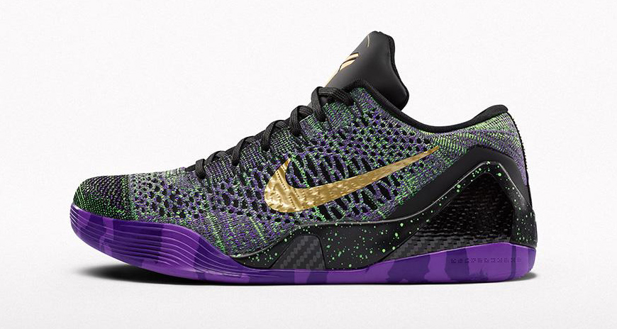 Kobe 9 What The Low
