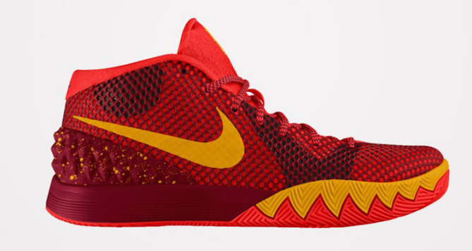 Nike KYRIE 1 iD Available Now