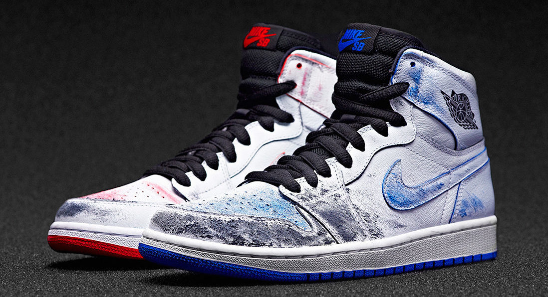 This Air Jordan 1 Collab Launched 5