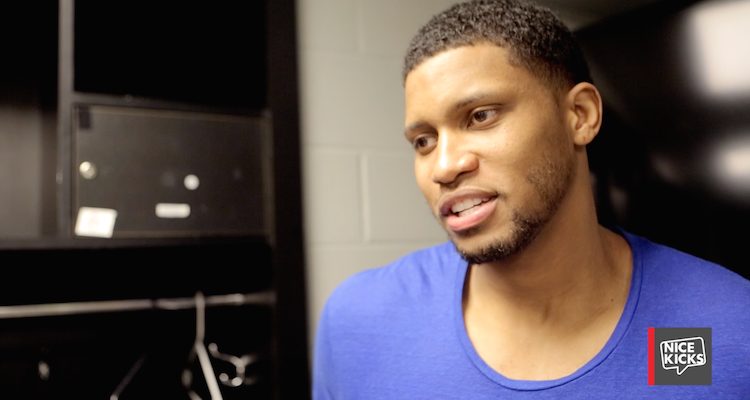 Rudy Gay's Off-Court Shoe Rotation