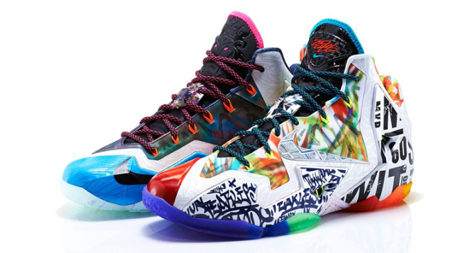 What the LeBron 11 Restock